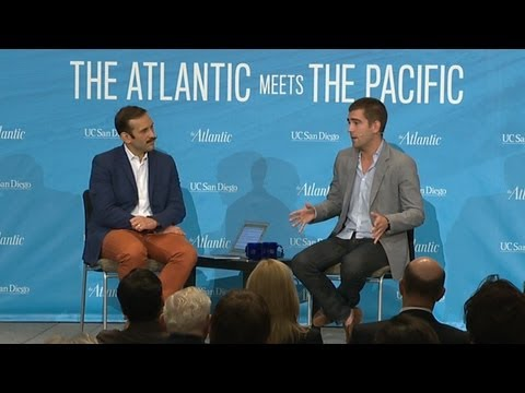 Mapping the Future of Networks with Facebook's Chris Cox:  The Atlantic Meets the Pacific
