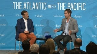 Mapping the Future of Networks with Facebooks Chris Cox:  The Atlantic Meets the Pacific YouTube Videos