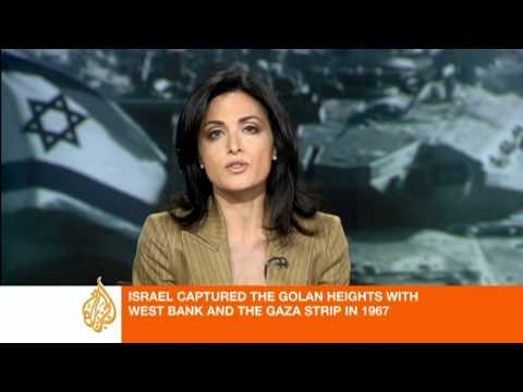 Richard Falk On The Golan Clashes