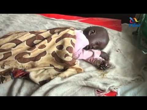 Women in Kabarnet still use the traditional means of child delivery