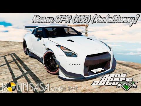 Nissan GT-R (R35) [RocketBunny] v1.1