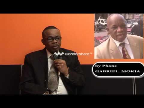 UK CONGO VOICE R D C CHAOS TOTAL ET CRISE GENERALE AVEC GABRIEL MOKIA ET JEAN GUY KIKAMBA
