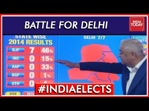 Was AAP-Congress Tie Up Critical In Delhi ? | Lok Sabha Elections 2019