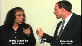 Download lagu DIO talks w Eric Blair 2002 about Ozzy OsbourneTerrorism MP3