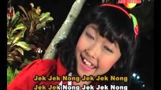 jaranan Lagu anak versi dangdut jaranan Sagita Junior Pas banget untuk hiburan anak Anda