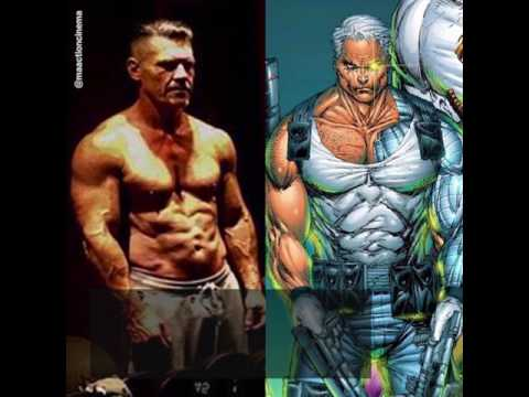 Josh Brolin's Getting Ripped for Deadpool 2
