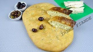 Вкусный греческий хлеб  чистого понедельника Лагана - рецепт