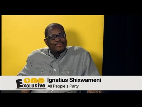 The All People's Party: An interview with Ignatius Shixwameni