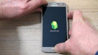 samsung Galaxy S5 Neo SM G903F hard reset