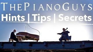 See How ThePianoGuys Make Their Epic Videos!