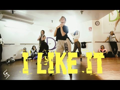 I like it - Cardi B, Bad Bunny, J Balvin | Choreography by Guillermo Alcázar