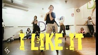 I like it - Cardi B, Bad Bunny, J Balvin | Choreography by Guillermo Alcázar Video