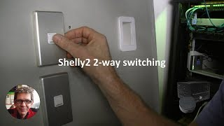 Shelly2 killer feature | 2-way switching