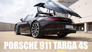 Porsche 911 Targa 4S 2015 Videos