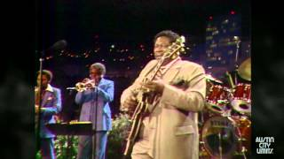 """B.B. King """"Every Day I Have the Blues"""" on Austin City Limits thumbnail"""