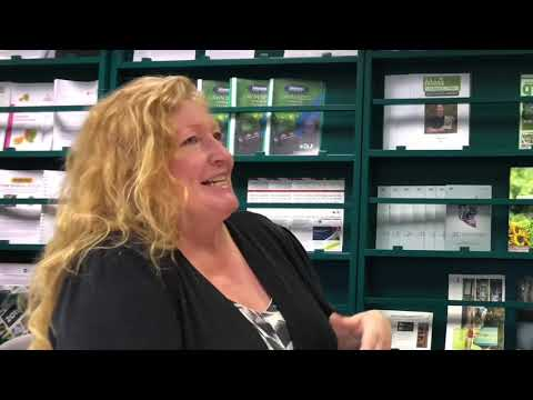 Charlie Dimmock on the garden industry