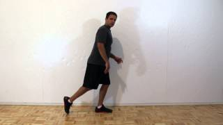 How to do a Skater Lunge