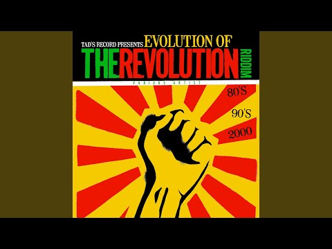 Tad's Record Presents Evolution of The Revolution Riddim (80's, 90's, 2000's)