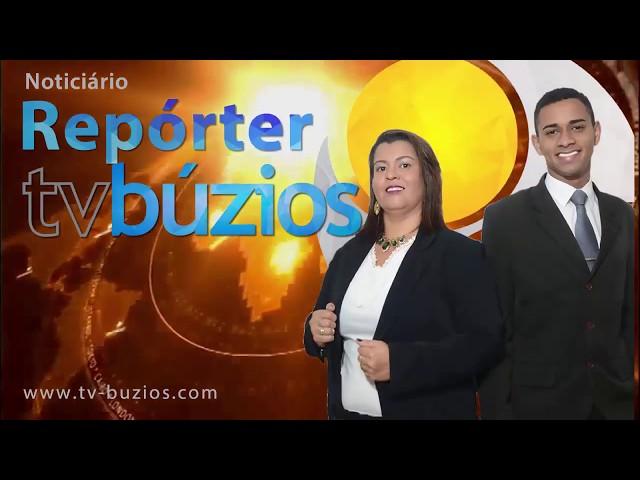 Repórter Tv Búzios - 124ª Edição