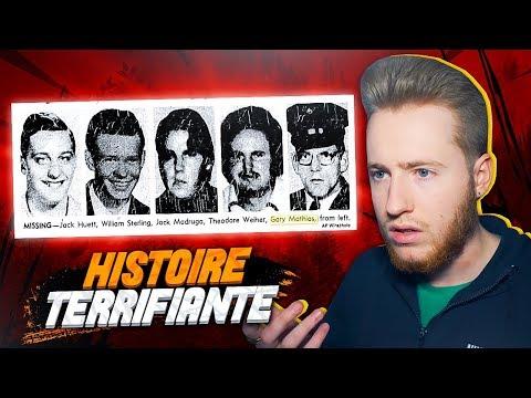 L'HISTOIRE VRAIE ET TERRIBLE DE 5 GARÇONS DISPARUS EN PLEINE NUIT... (#HVF)