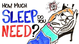 Repeat youtube video How Much Sleep Do You Actually Need?