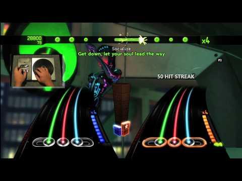 DJ Hero 2 - Afrika Bambaataa & TSSF 'Planet Rock' vs Crystal Method 'Busy Child' Z-Trip Rmx