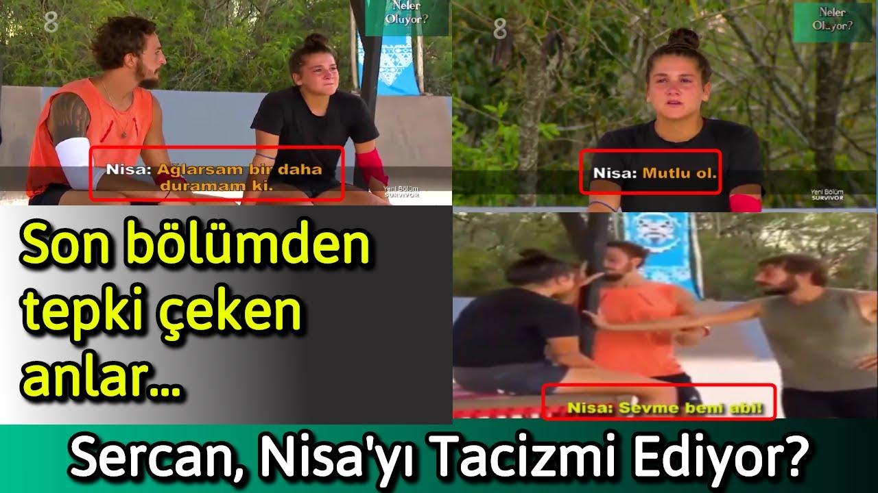 Sercan, Nisa'yı Tacizmi Ediyor? - Son Bölümden Tepki Çeken Anlar!