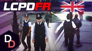 Download Video LCPDFR 1.1 The British way! - Day 84 - Met Police Foot Patrol MP3 3GP MP4