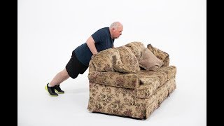 Couch Push-Up
