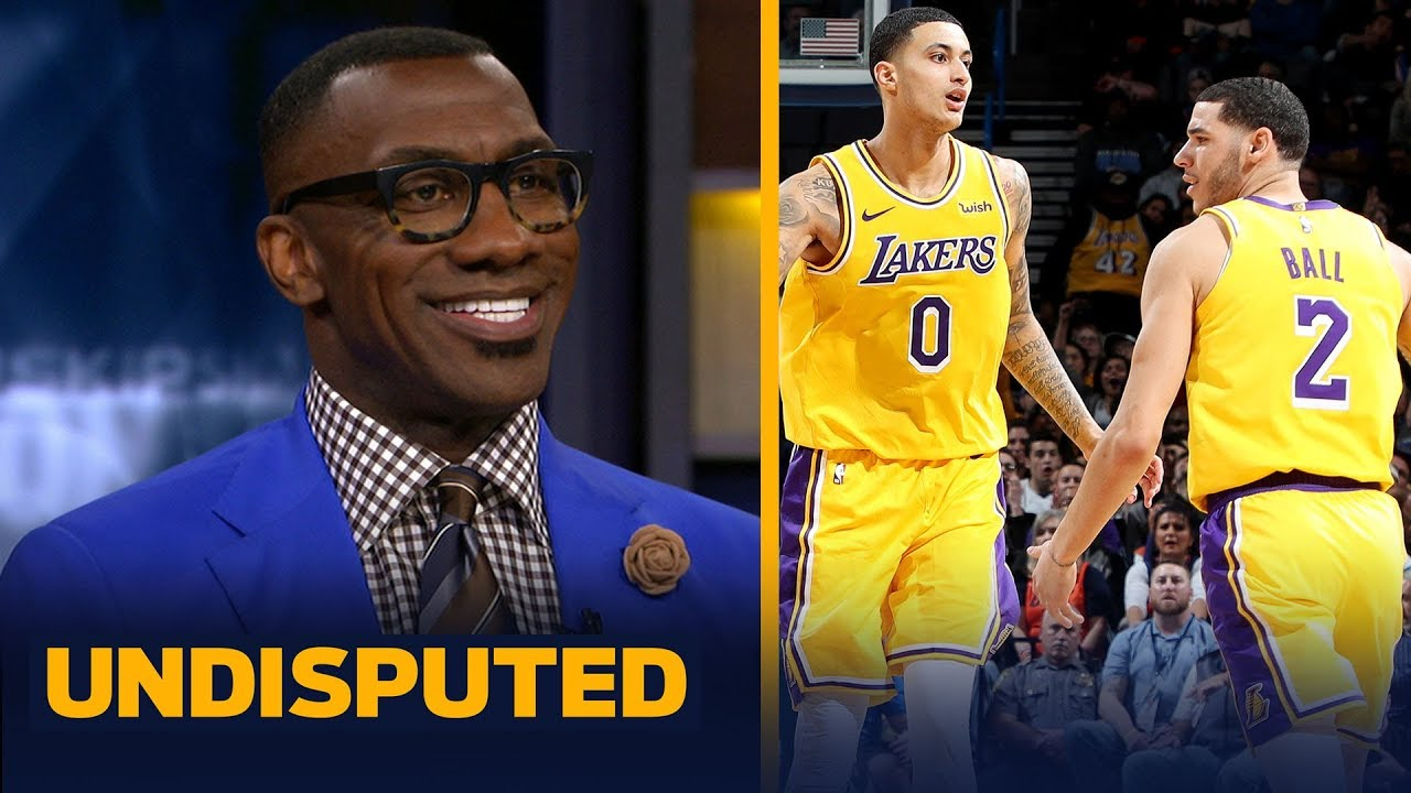 Shannon Sharpe sees major growth in Lakers' young players after win vs Thunder | NBA | UNDISPUT