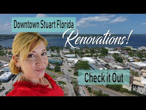 Stuart Florida Downtown Improvements