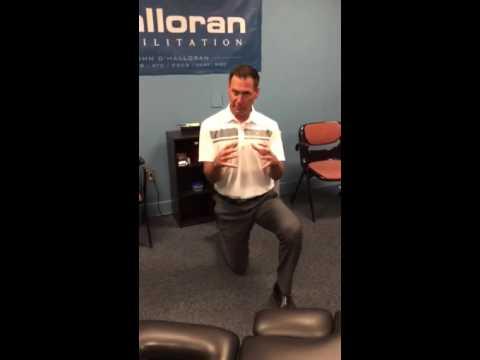 Multi Planar Psoas Stretch by John O'Halloran DPT