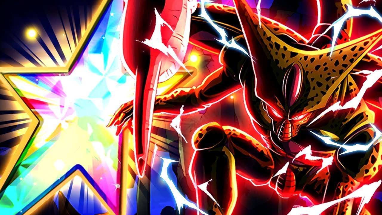 Coming Soon To Global 100 Rainbow Star Lr 1st Form Cell Dbz Dokkan Battle Youtube