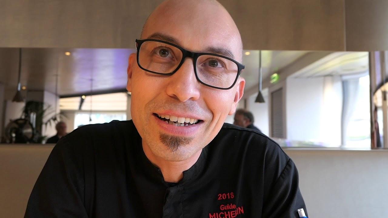 Les Chefs passent au Chinois: Massimo Tringali (Armani Ristorante)