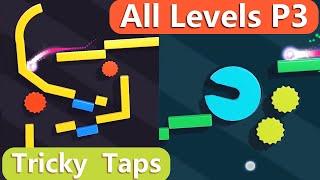 Tricky Taps Walkthrough 3 stars Part 3 level 41-60