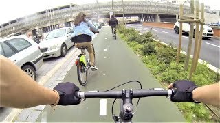 how hard it is to overtake a cyclist
