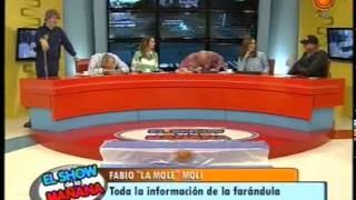 imperdible La Mole Moli y El Flaco Pailos 22 05 2014
