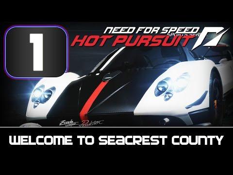 NFS Hot Pursuit (2010) [XB360][1080p] -  Part #1 - Welcome to Seacrest County