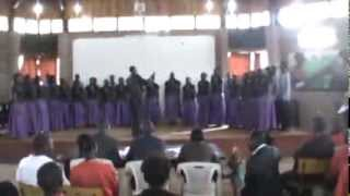 Simama Imara - Holy Family Minor Basilica (Nairobi) Youth Choir.