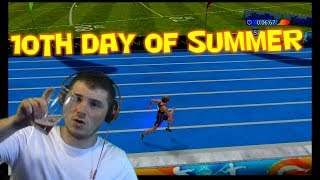 Sports Are So Hard! - Summer Stars 2012 (Wii) 10th Day of Summer