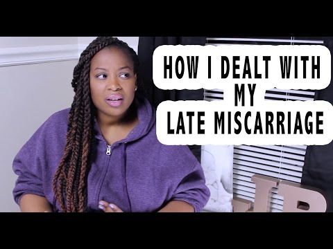 My 20-Week Miscarriage