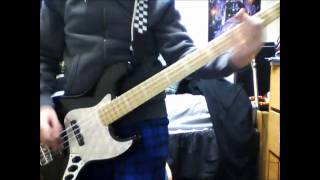 Asian Kung-Fu Generation - Haruka Kanata Bass Cover w/ Tabs
