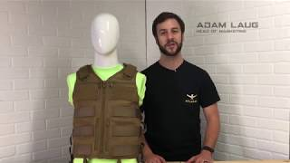 AIMS™ Saratoga Vest Features by Atlas 46