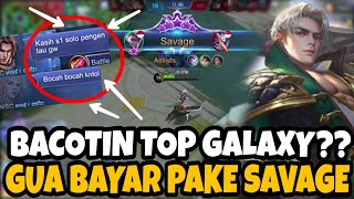 FIRSTPICK ALUCARD DIBACOTIN!!! NIH GUA BAYAR PAKE SAVAGE - Mobile Legends