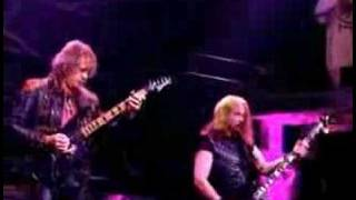 Judas Priest - Electric Eye Live Rising in the East