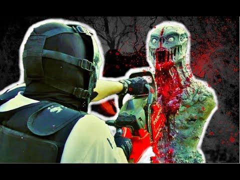 GEARS OF WAR 4 IN REAL LIFE!! AlienGoBoom