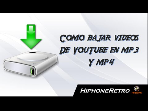 HIPHONE TUTORIALES  - Como bajar videos de youtube en mp3 y mp4