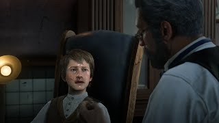 Jack Marston Tuberculosis Diagnosis Red Dead Redemption 2 Mission Model Swap Mod