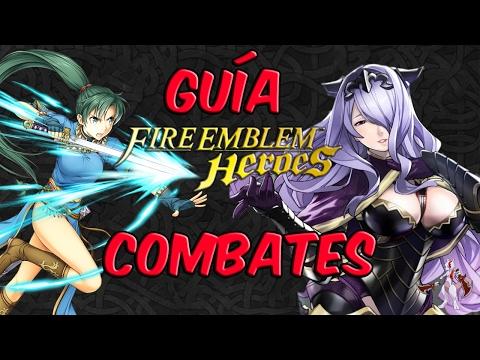 Guia Fire Emblem Heroes |#2 Combates