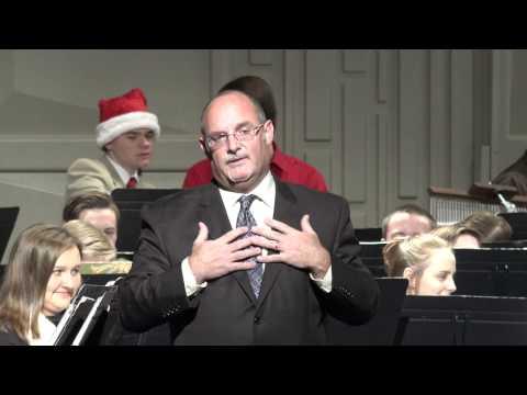 West Monroe High School Band Christmas Concert 2016-2017